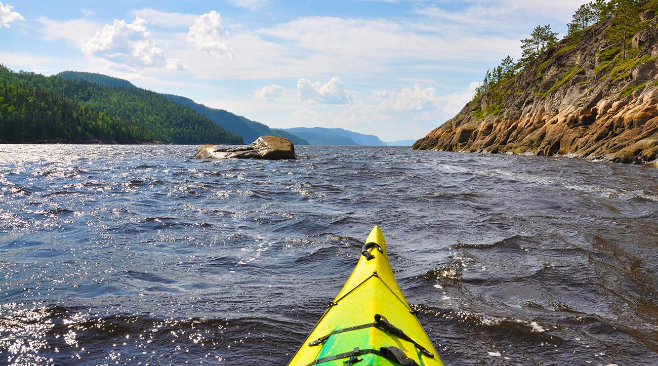Le Comité ZIP Saguenay-Charlevoix reçoit une aide financière de la part du FASL pour deux projets.